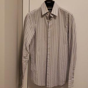 Men's Hugo Boss Slim Fit Dress Shirt 15/34/35